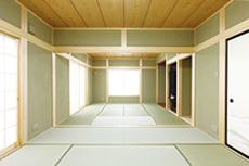 畳の部屋 写真